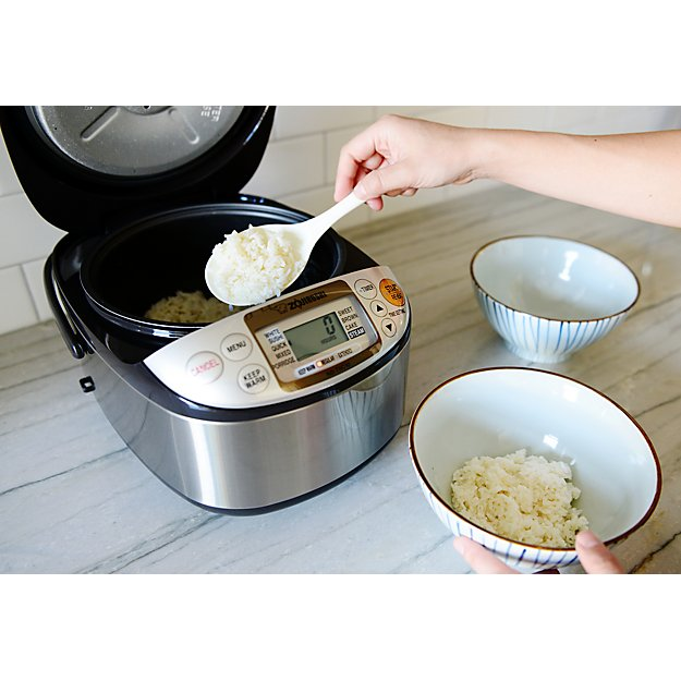 zojirushi rice cooker timer instructions