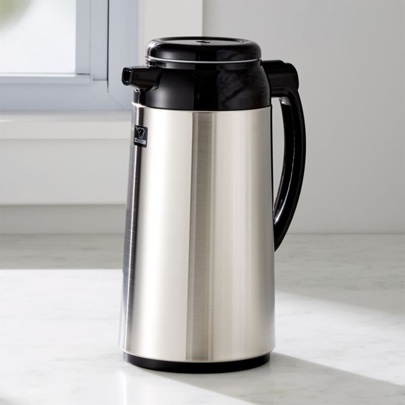 Zojirushi Stainless Steel Thermal Coffee Carafe Reviews