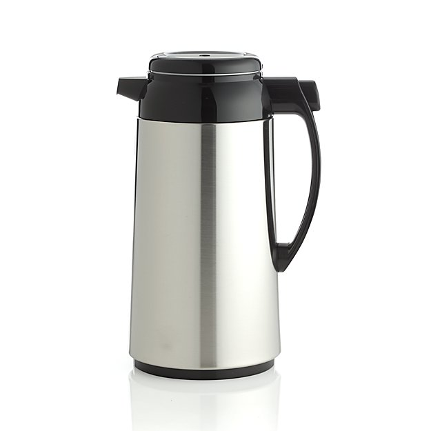Zojirushi Stainless Steel Thermal Coffee Carafe Reviews Crate And Barrel
