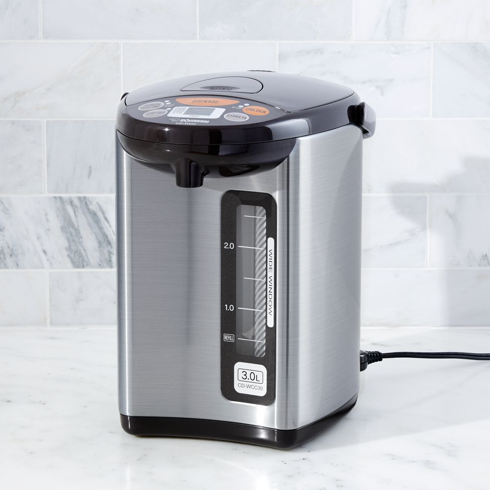 Zojirushi Water Boiler and Warmer - Crate and Barrel