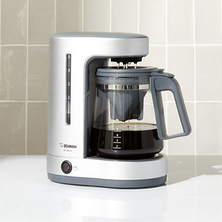 Zojirushi Zutto 5 Cup Coffee Maker Reviews Crate And Barrel Canada
