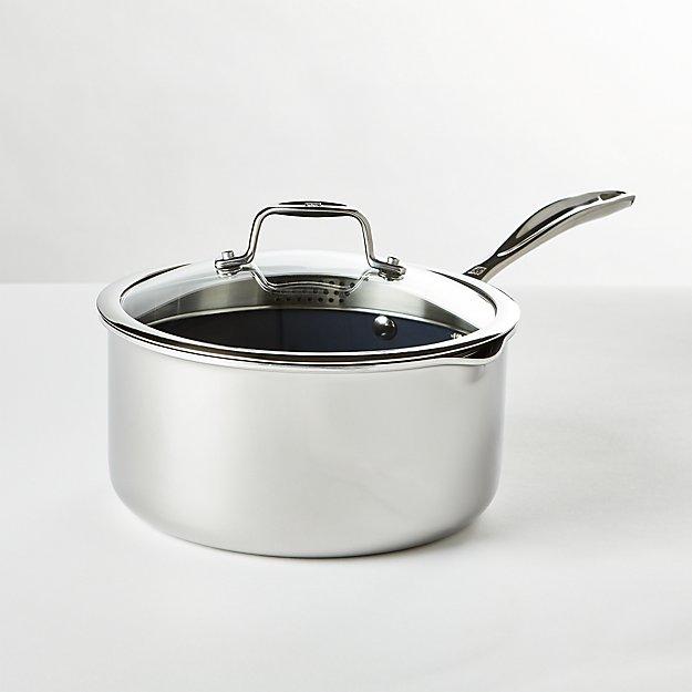 ZWILLING ® J.A. Henckels Clad Xtreme 3-Qt. Ceramic Saucepan - Image 1 of 4