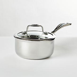 ZWILLING ® J.A. Henckels 1-Qt. Clad Xtreme Ceramic Saucepan with Lid