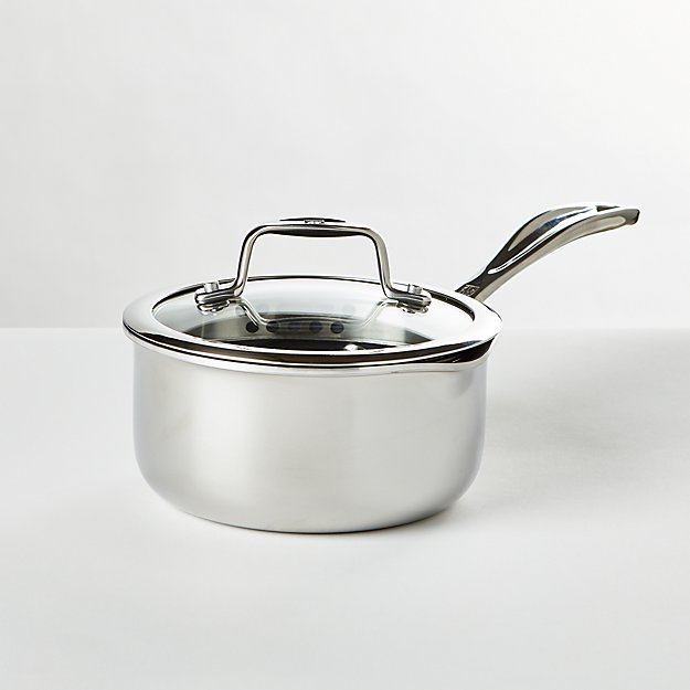 ZWILLING ® J.A. Henckels 1-Qt. Clad Xtreme Ceramic Saucepan with Lid - Image 1 of 4