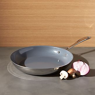 "ZWILLING ® J.A. Henckels VistaClad Ceramic Nonstick 12"" Frypan"