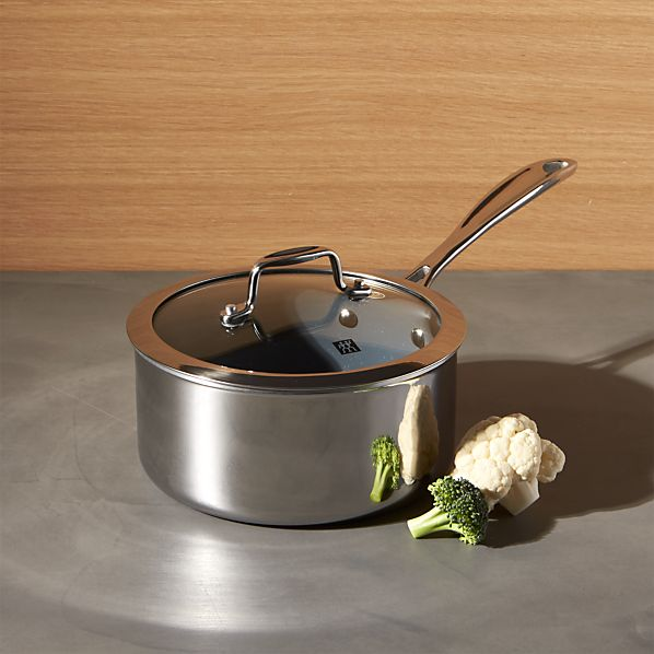 ZWILLING ® J.A. Henckels VistaClad Ceramic Non-Stick 2 qt. Sauce Pan with Lid