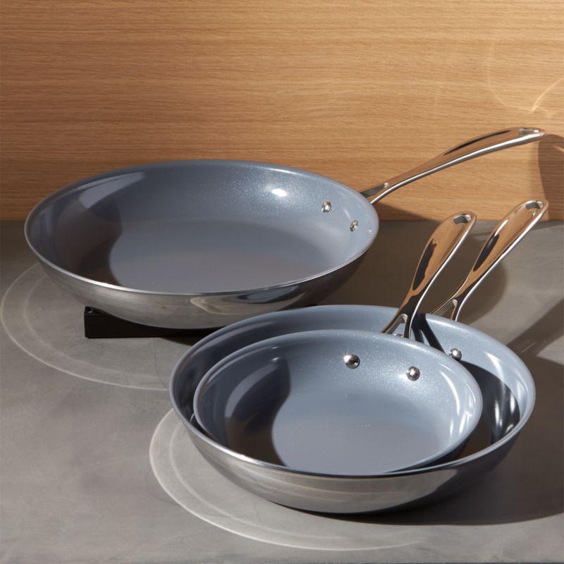 Zwilling J A Henckels Vistaclad Ceramic Non Stick Fry