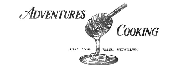 Adventures in Cooking logo