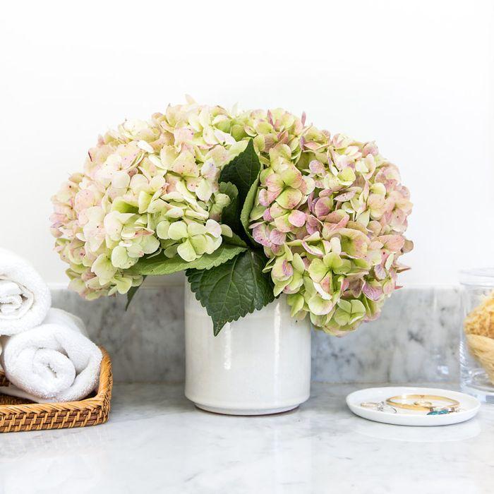Bathroom Flower Arrangements 5 Long, Bathroom Flower Arrangements Ideas