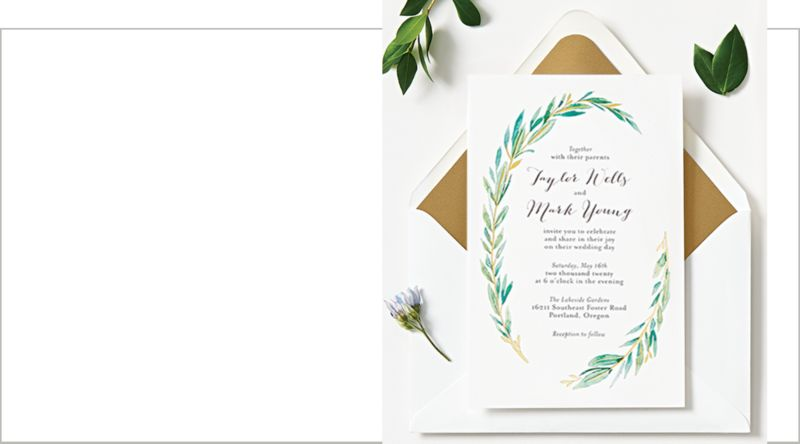 15% Off Wedding Invitations From. Paper Source