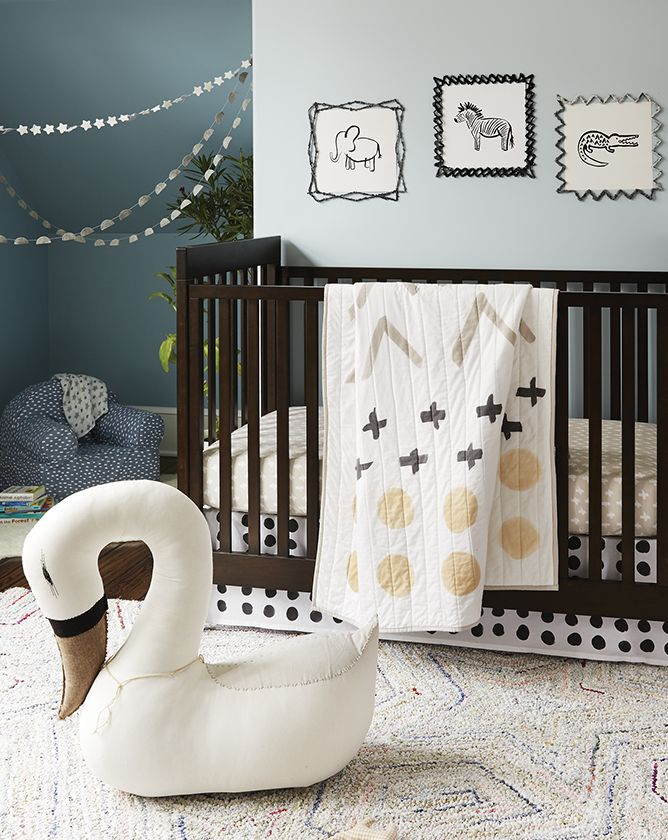 Rooms We Love Black White Nursery
