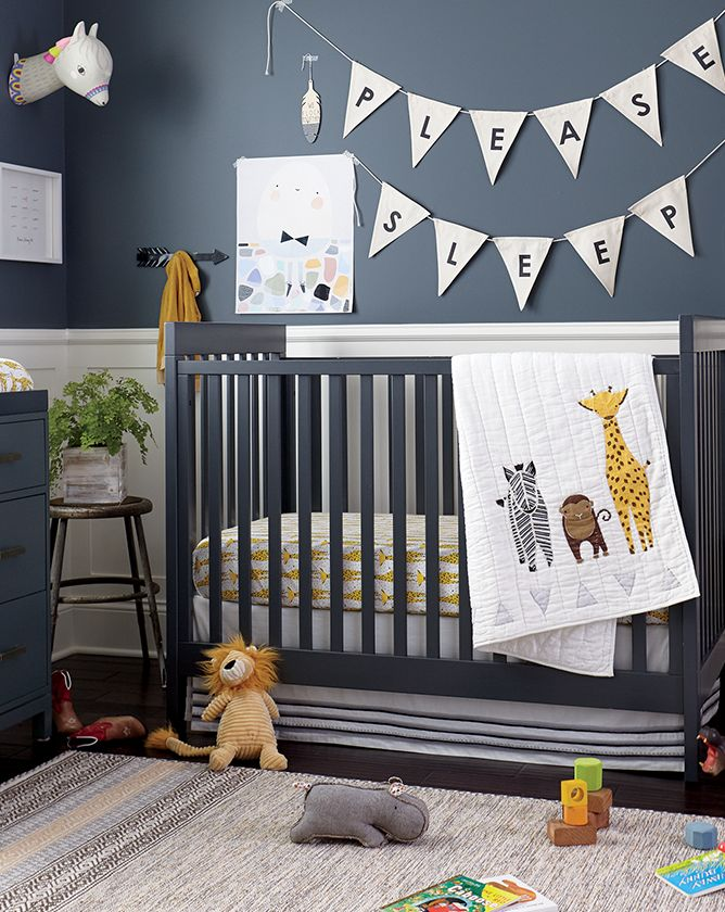 Toddler Boy Room Design: Boys Jungle Theme Nursery