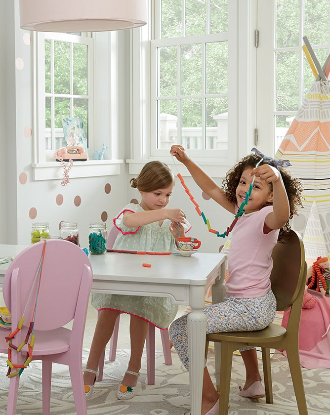 Girls Playroom Ideas Crate And Barrel