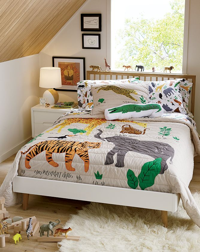 Rooms We Love: Boys Safari