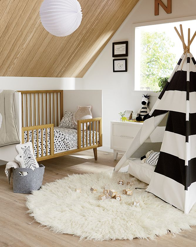 Rooms We Love Boys Nursery Safari