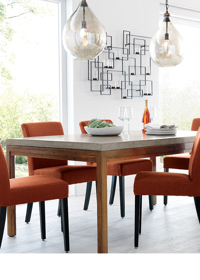 create your own table crate and barrel. Black Bedroom Furniture Sets. Home Design Ideas