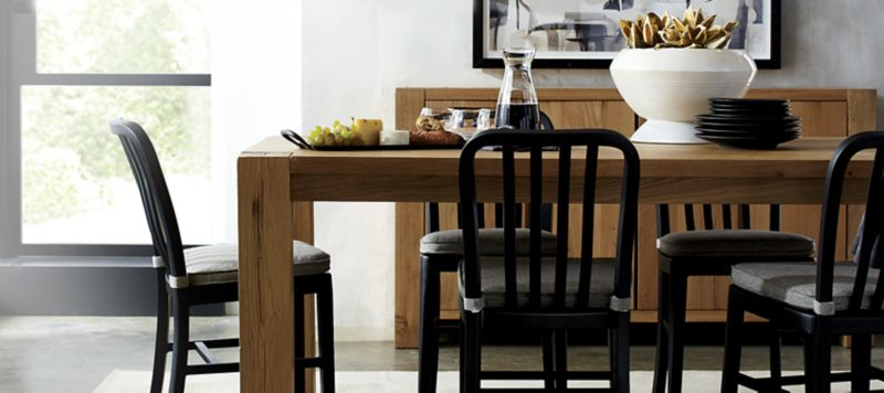 Dining U0026 Kitchen Furniture. Pair Sleek And Natural To Keep Things  Interesting At Dinner. Shop Dining Room Collections