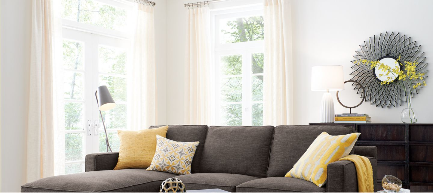31+ Great Short Curtains In Living
