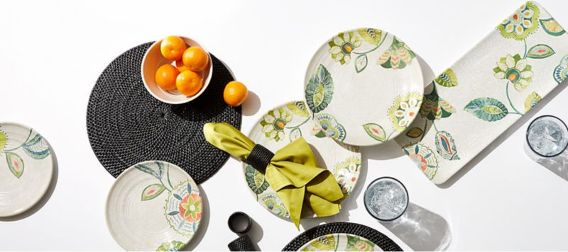 & Dinnerware: Plates Bowls Mugs u0026 Dishes | Crate and Barrel
