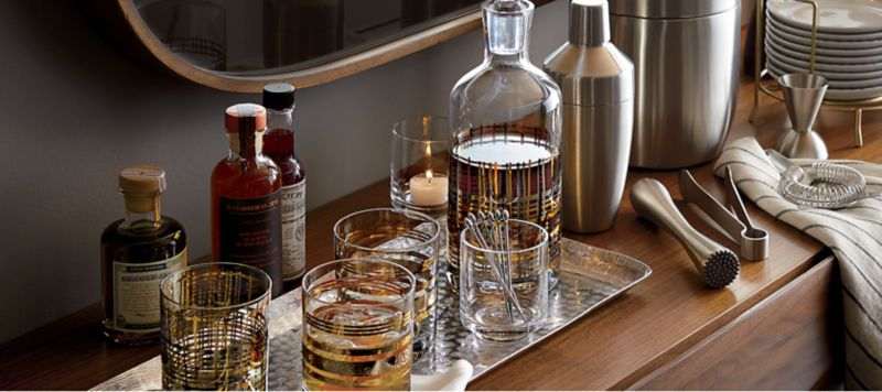 Serve Your Signature Drink In A Special Glass.