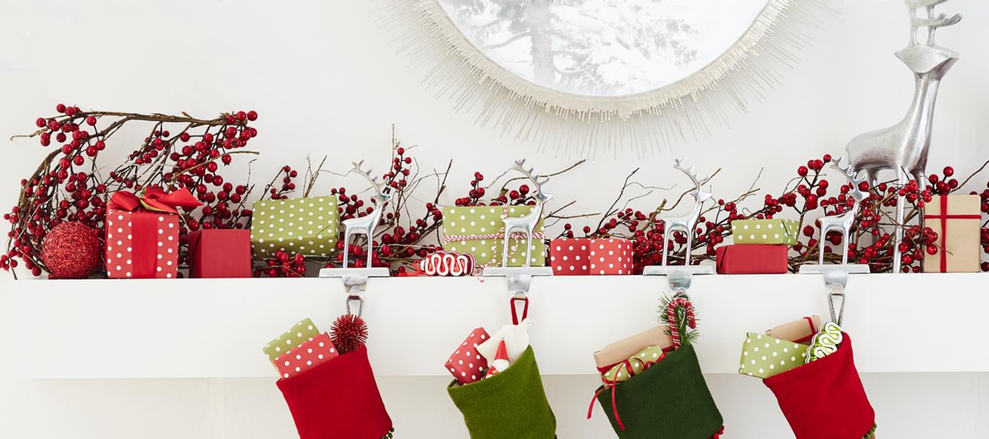 Indoor Christmas Decor | Crate and Barrel