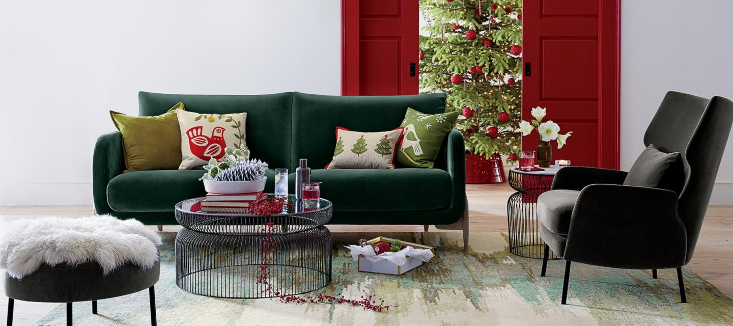 Holiday Living Room Furniture
