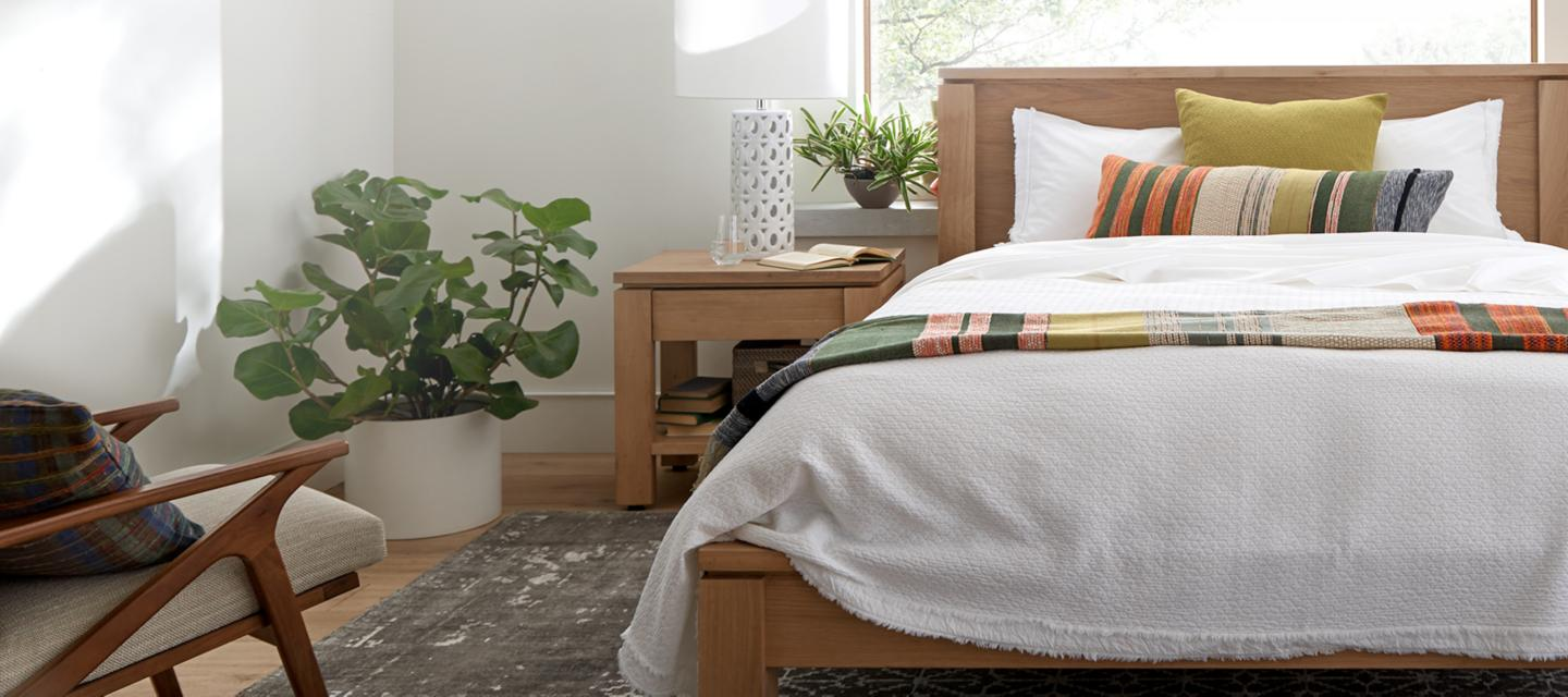 Bedroom Furniture Crate And Barrel