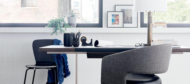 home office furniture crate and barrel rh crateandbarrel com