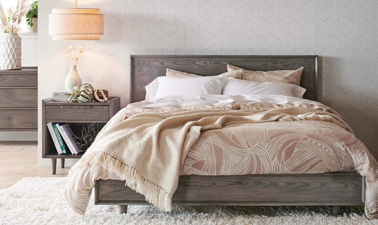 Bedroom Furniture Beds And Storage Crate And Barrel Canada