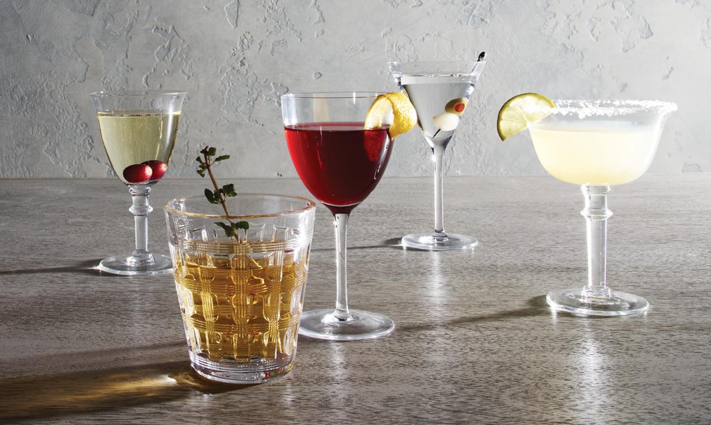 67502fe61ef Glassware, Drinkware & Cocktail Glasses | Crate and Barrel