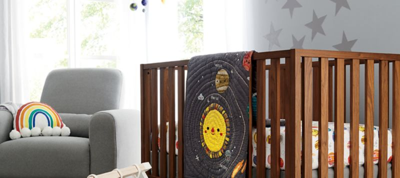 How to equip the nursery