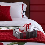 Make Their Stay Festive Shop Guest Room