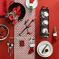 12 Looks 1 Merry Season Shop Holiday Tables