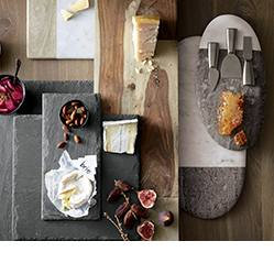 gifts under 20 wood cheese boards