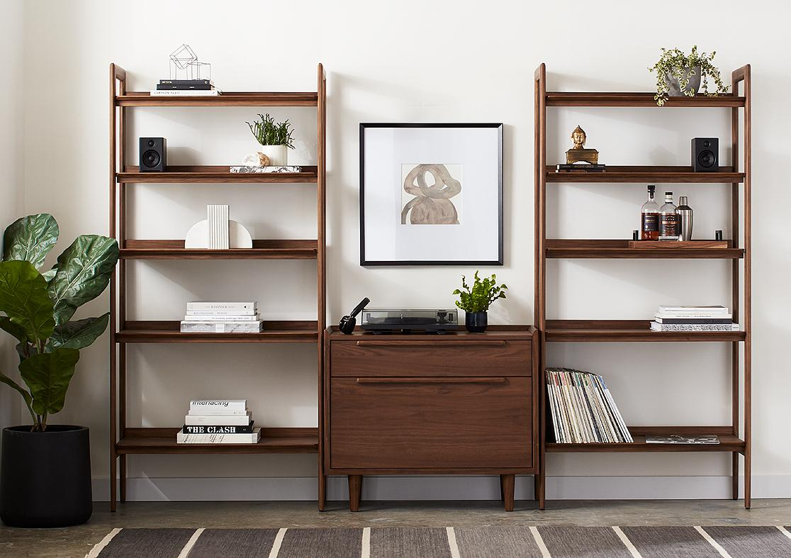 Furniture Home Decor And Wedding Registry Crate And Barrel - Colorful-home-interior-on-portland-road-in-london