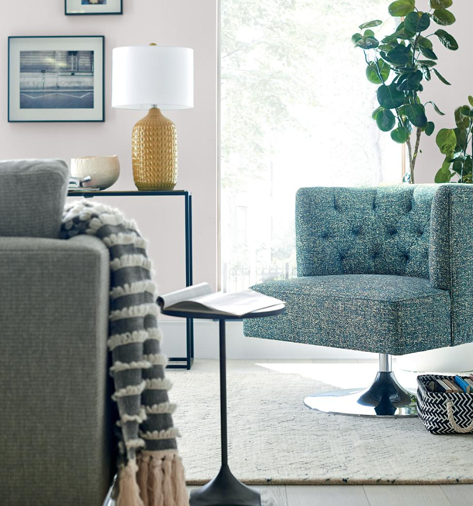 fresh textures and hues are just a swivel away check it out new furniture