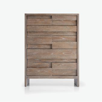 Atlas 5 Drawer Dresser