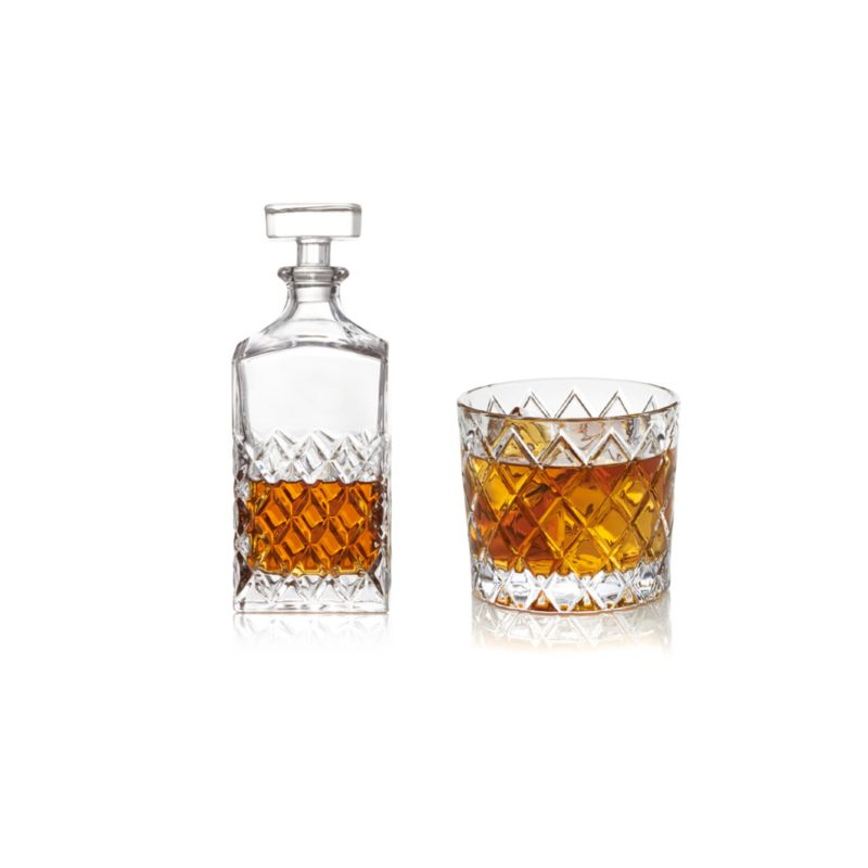 Whiskey Lover Gift Set | Crate and Barrel