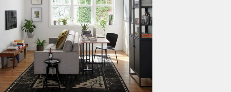 Small Space Furniture Crate And Barrel