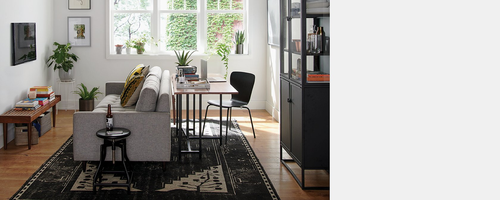 Small space furniture crate and barrel - Gifts for small apartments ...