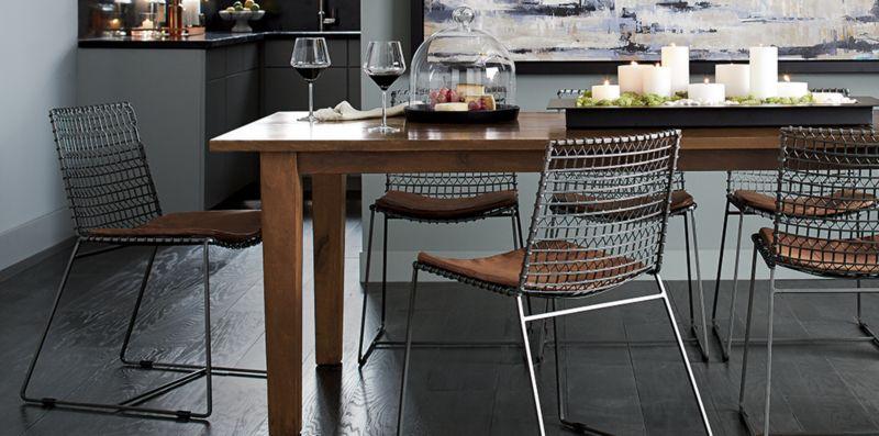 Modern Farmhouse Dining Room: Basque
