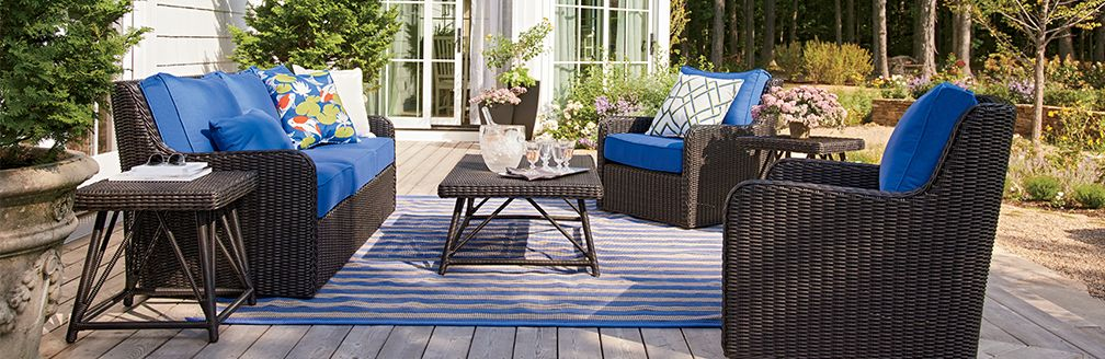 Calistoga Outdoor Living Room