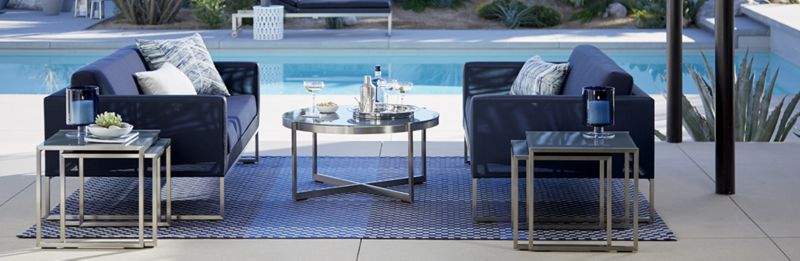 Contemporary Patio Furniture: Dune