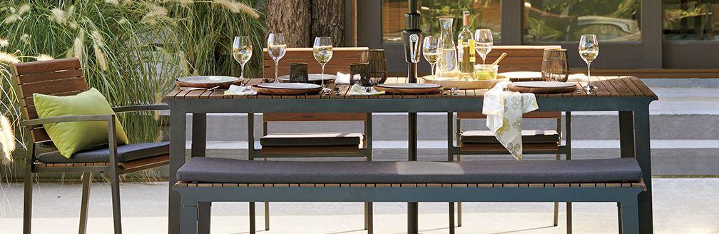 Faux Wood Outdoor Furniture Rocha