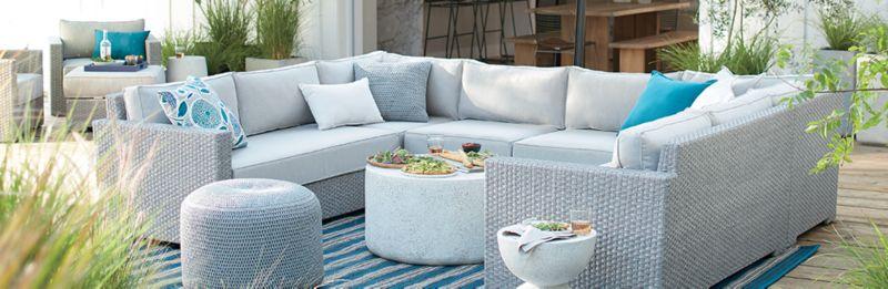 Wonderful Grey Outdoor Furniture: Ventura