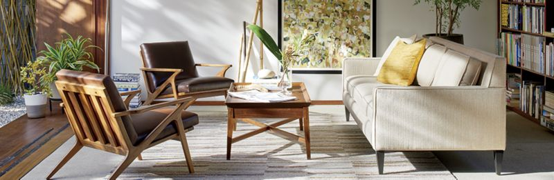 Good Mid Century Living Room: Rochelle Pictures