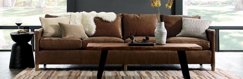 Contemporary Rustic Living Room: Trevor Part 39