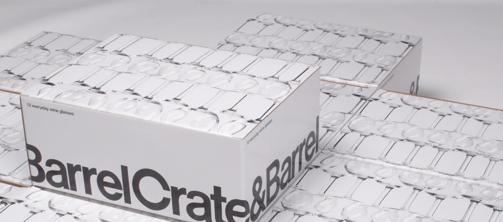 Crate and Barrel Packaging