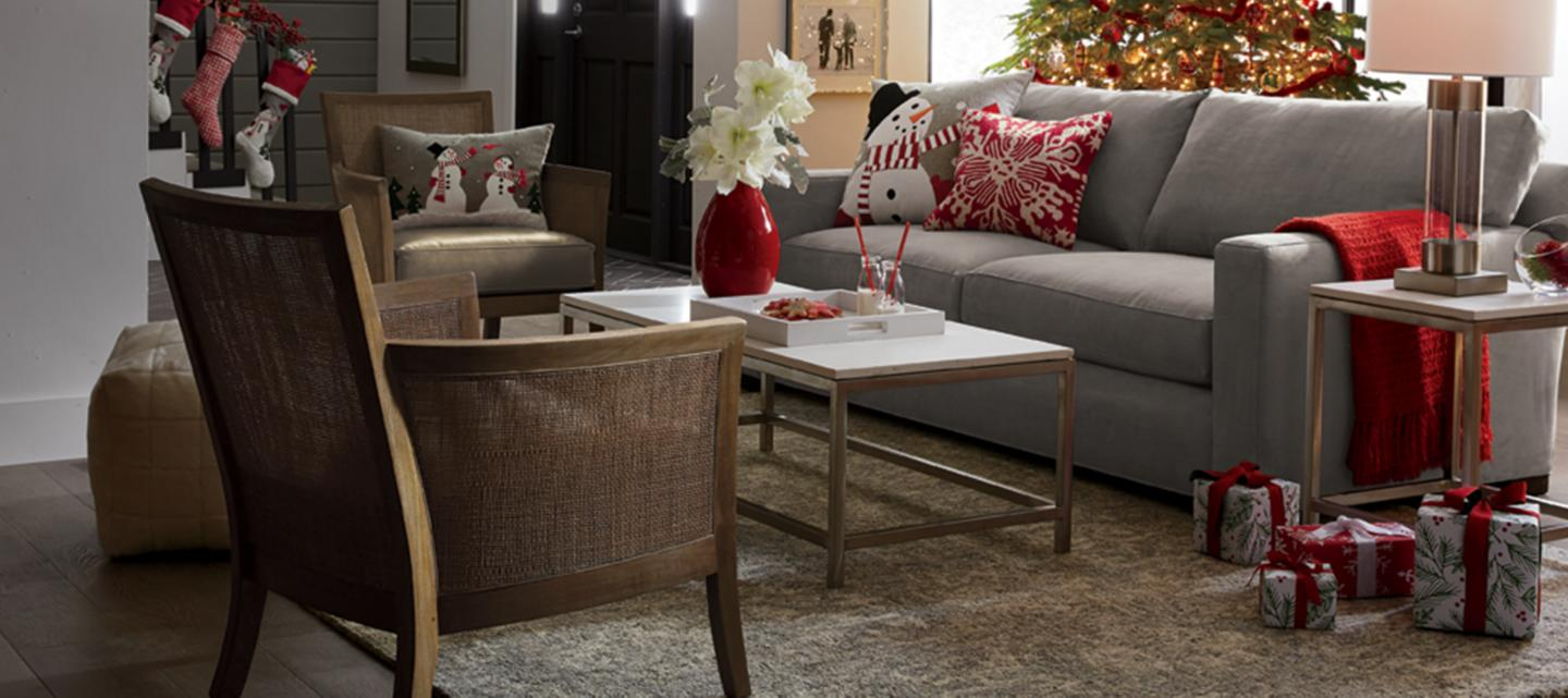 Crate and barrel friends and family - Holidays