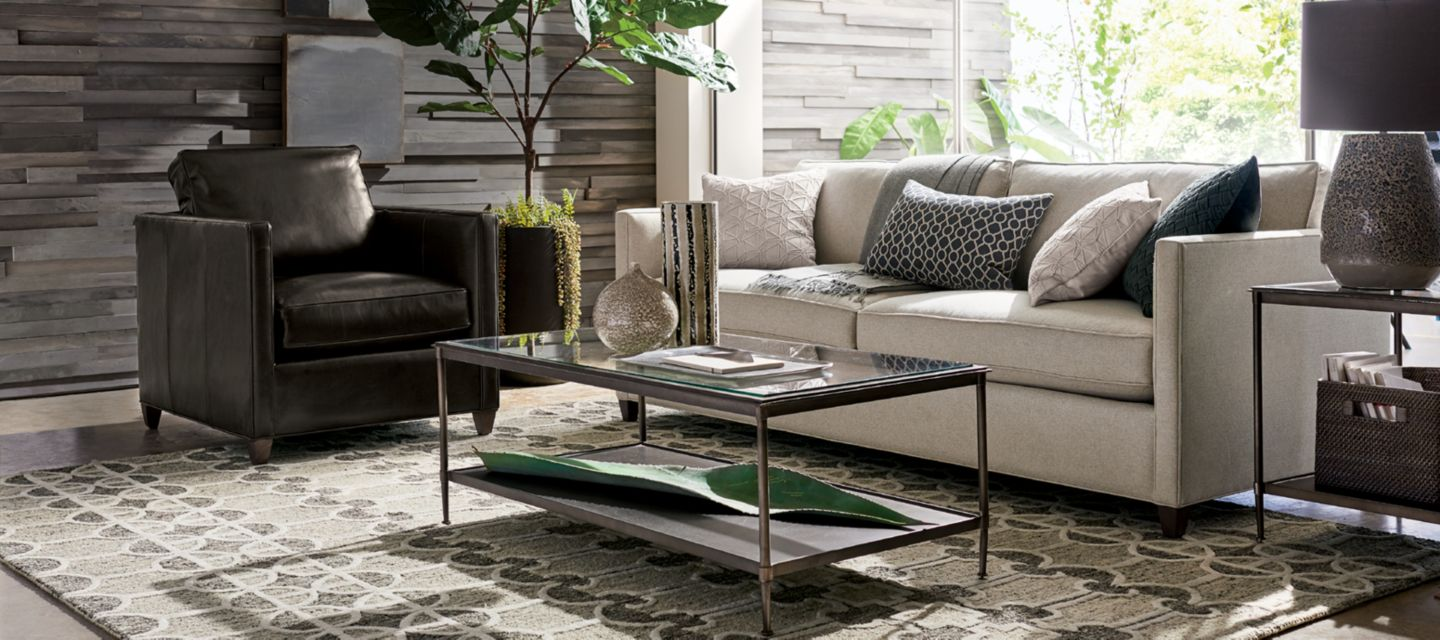 furniture for your contemporary home | crate and barrel